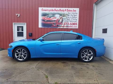 2016 Dodge Charger for sale at Countryside Auto Body & Sales, Inc in Gary SD