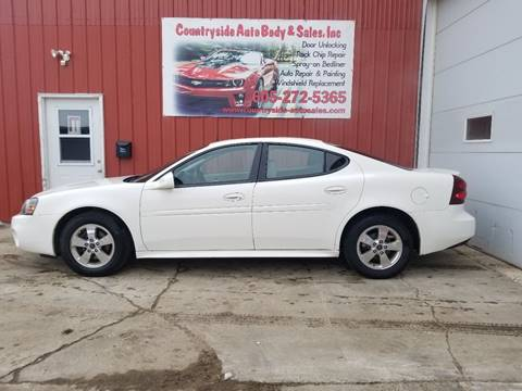 2005 Pontiac Grand Prix for sale at Countryside Auto Body & Sales, Inc in Gary SD