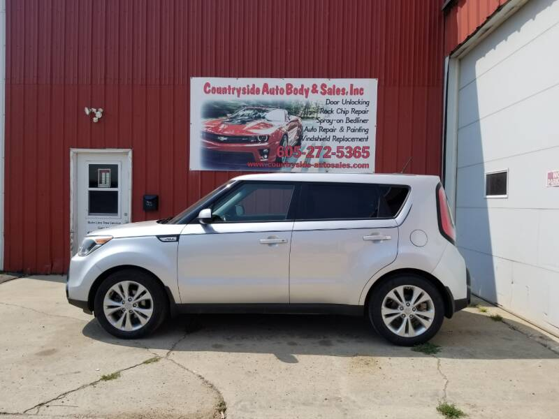 2016 Kia Soul for sale at Countryside Auto Body & Sales, Inc in Gary SD