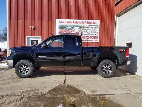 2011 GMC Sierra 1500 for sale at Countryside Auto Body & Sales, Inc in Gary SD