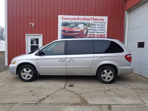 2007 Dodge Grand Caravan for sale at Countryside Auto Body & Sales, Inc in Gary SD