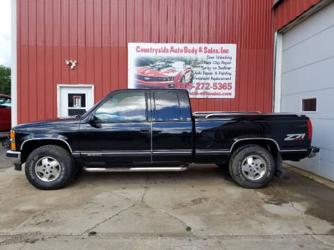 1995 Chevrolet C/K 1500 Series for sale at Countryside Auto Body & Sales, Inc in Gary SD