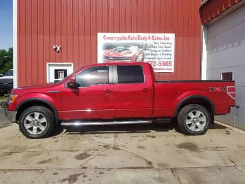 2010 Ford F-150 for sale at Countryside Auto Body & Sales, Inc in Gary SD