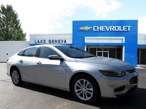 2018 Chevrolet Malibu for sale in Lake Geneva, WI