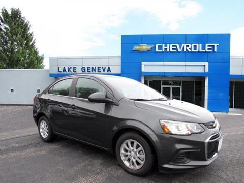 2019 Chevrolet Sonic for sale in Lake Geneva, WI