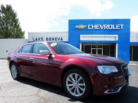 2016 Chrysler 300 for sale in Lake Geneva, WI