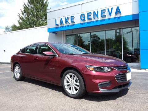 2016 Chevrolet Malibu for sale in Lake Geneva, WI