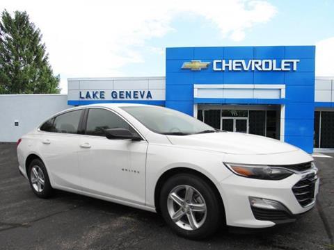 2019 Chevrolet Malibu for sale in Lake Geneva, WI