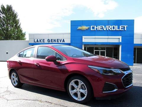 2019 Chevrolet Cruze for sale in Lake Geneva, WI