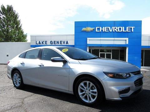 2018 Chevrolet Malibu for sale in Lake Geneva, WI