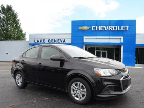 2018 Chevrolet Sonic for sale in Lake Geneva, WI