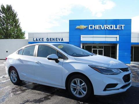 2018 Chevrolet Cruze for sale in Lake Geneva, WI