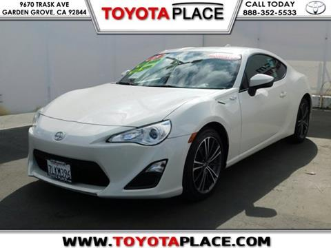 2015 Scion FR S For Sale In Garden Grove, CA