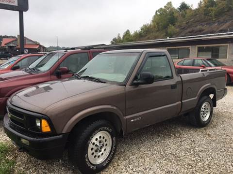 1997 Chevrolet S-10 for sale in Ashland, KY