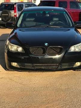 2008 BMW 5 Series for sale in Jenks, OK