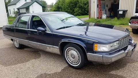 1993 Cadillac Fleetwood for sale in Stanley, WI