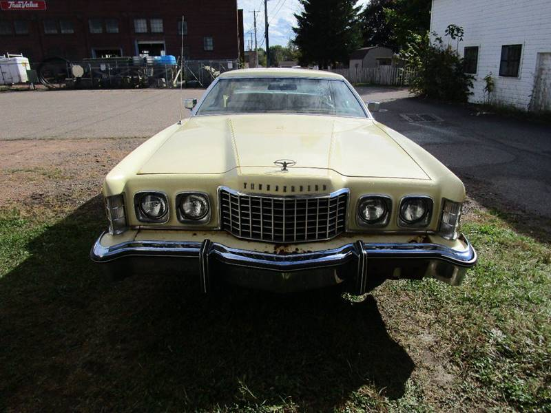 1976 Ford Thunderbird In Stanley WI - Cody\'s Classic Cars