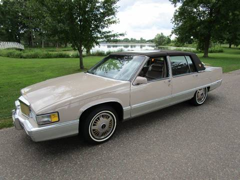 1989 Cadillac Fleetwood for sale in Stanley, WI