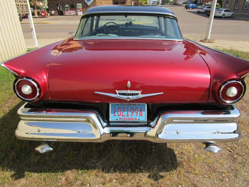 1957 Ford Fairlane 500 In Stanley WI - Cody\'s Classic Cars