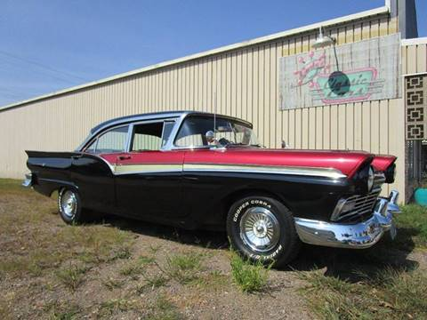 1957 Ford Fairlane 500 for sale in Stanley, WI