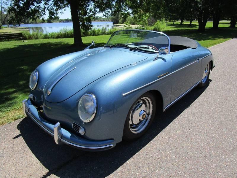 1957 Porsche 356 Speedster In Stanley Wi Cody S Classic Cars