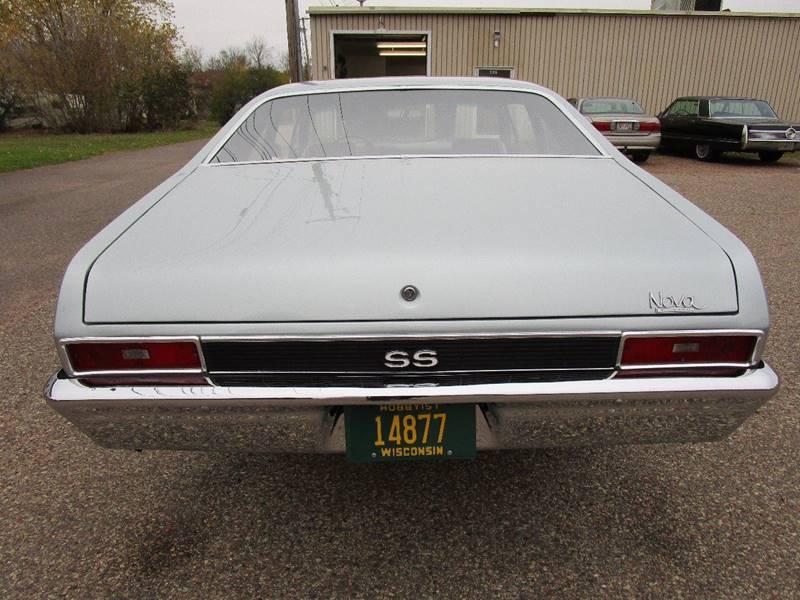 1970 Chevrolet Nova In Stanley WI - Cody\'s Classic Cars