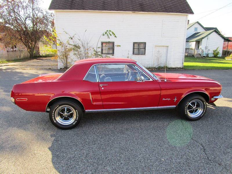 1968 Ford Mustang In Stanley WI - Cody\'s Classic Cars