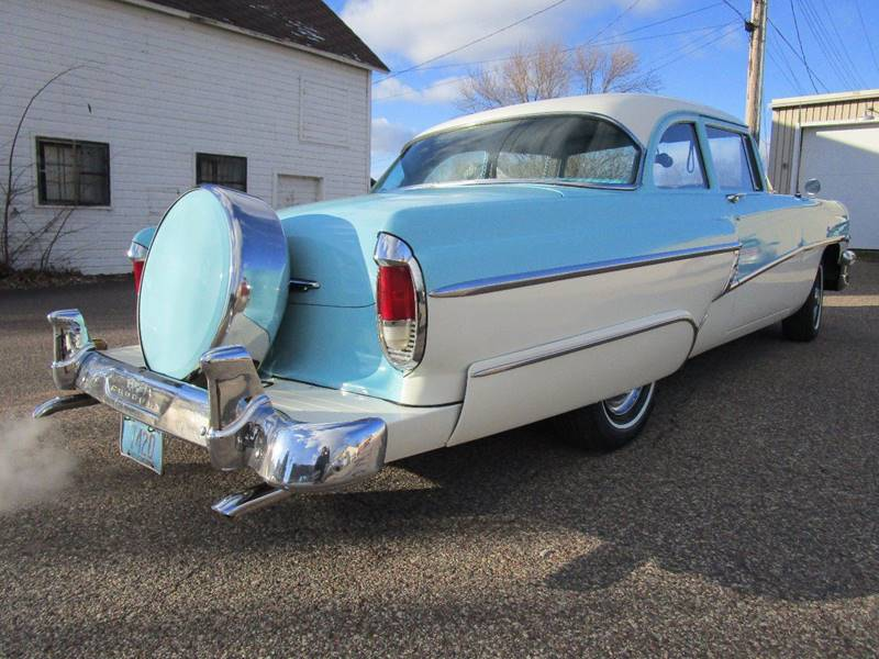 1956 Mercury Medalist In Stanley WI - Cody\'s Classic Cars