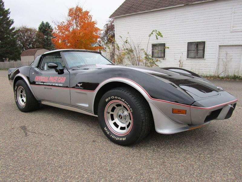1978 Chevrolet Corvette In Stanley WI - Cody\'s Classic Cars