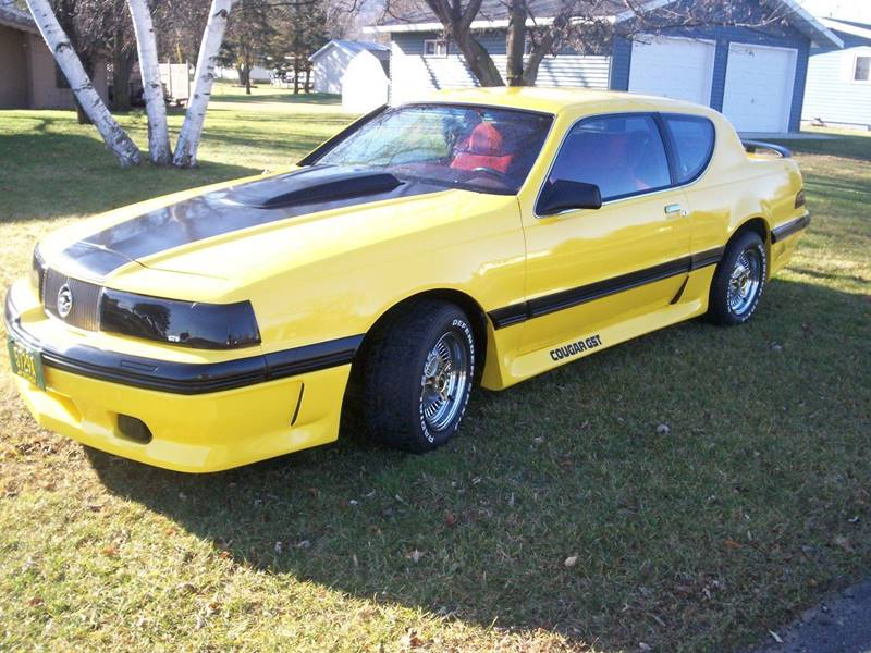 1988 Mercury Cougar LS In Stanley WI - Cody\'s Classic Cars