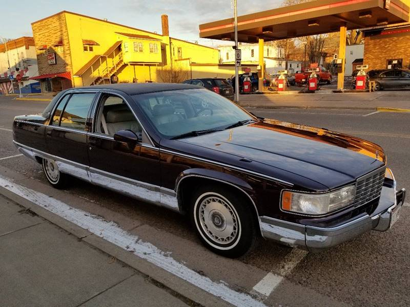 for classic fleetwood cadillac car sale and sedan