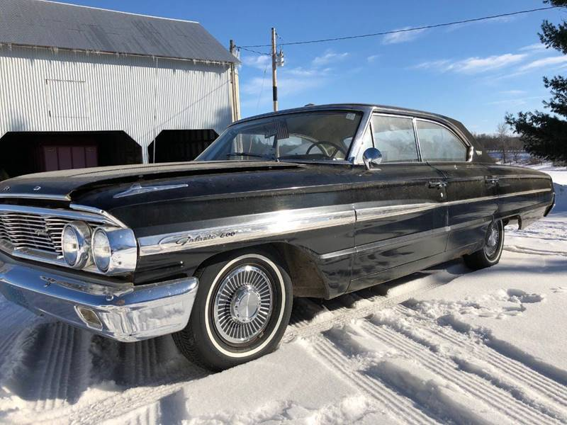 1964 Ford Galaxie 500 In Stanley WI - Cody\'s Classic Cars