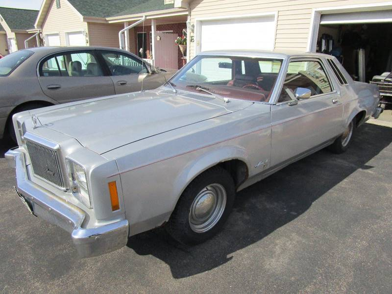 1978 Mercury Monarch In Stanley WI - Cody\'s Classic Cars