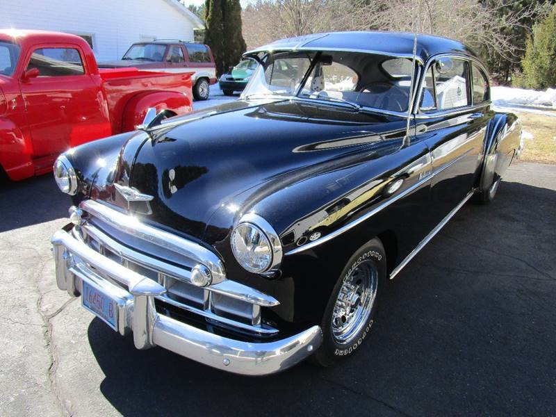 1949 Chevrolet Fleetline In Stanley WI - Cody\'s Classic Cars