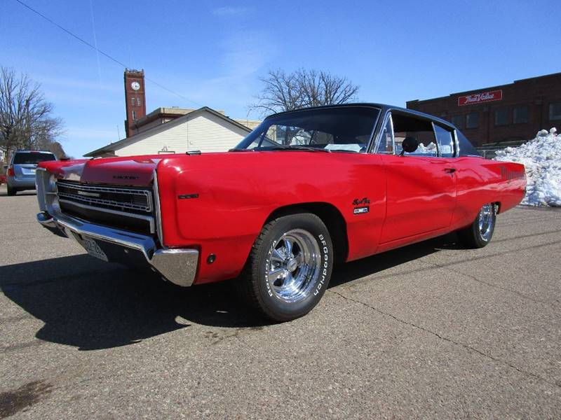 1968 Plymouth Sport Fury In Stanley WI - Cody\'s Classic Cars