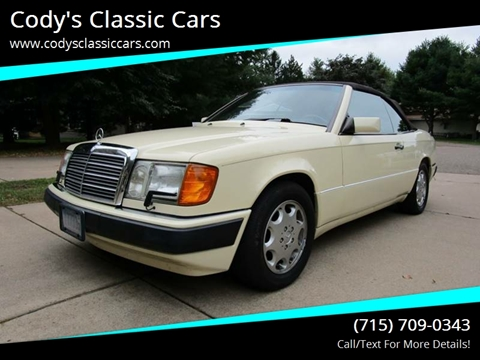 1993 Mercedes Benz 300 Class For Sale In Stanley, WI