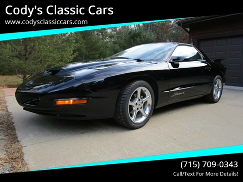 1997 Pontiac Firebird for sale in Stanley, WI