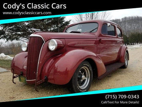 1937 Chevrolet Street Rod for sale in Stanley, WI