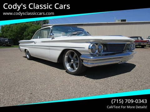 1960 Pontiac Catalina for sale in Stanley, WI