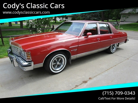 1977 Pontiac Bonneville for sale in Stanley, WI