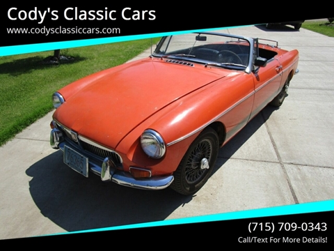 1967 MG MGB for sale in Stanley, WI