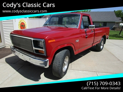 1986 Ford F-250 for sale in Stanley, WI