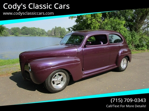 1941 Ford Super Deluxe for sale in Stanley, WI