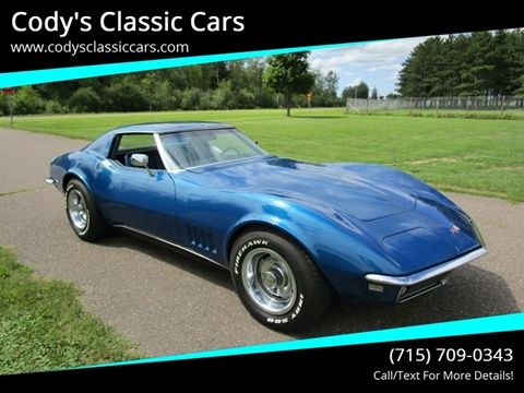 1968 Chevrolet Corvette for sale in Stanley, WI