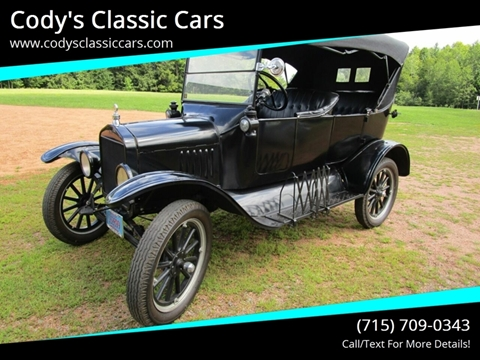 1925 Ford Model T for sale in Stanley, WI