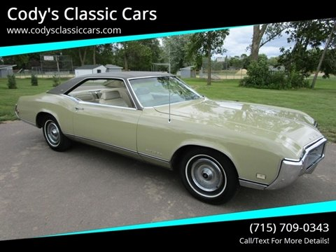 1969 Buick Riviera for sale in Stanley, WI