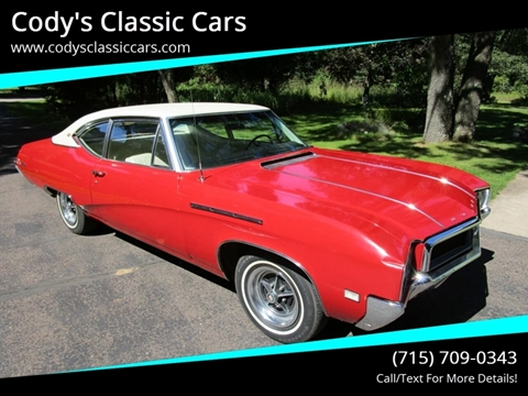 1968 Buick Gran Sport for sale in Stanley, WI