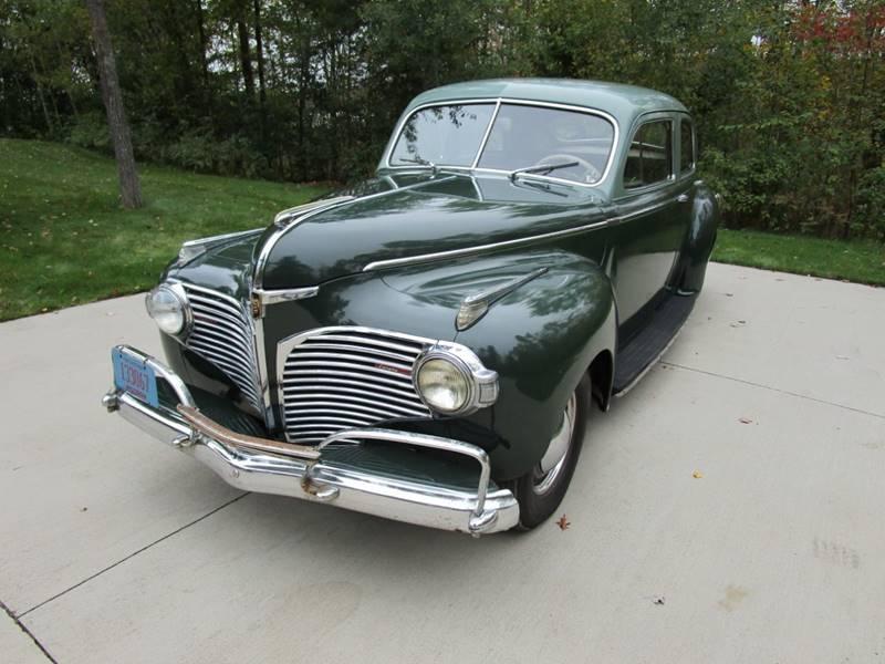 1941 Dodge Luxury Liner 4