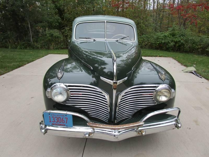 1941 Dodge Luxury Liner 5
