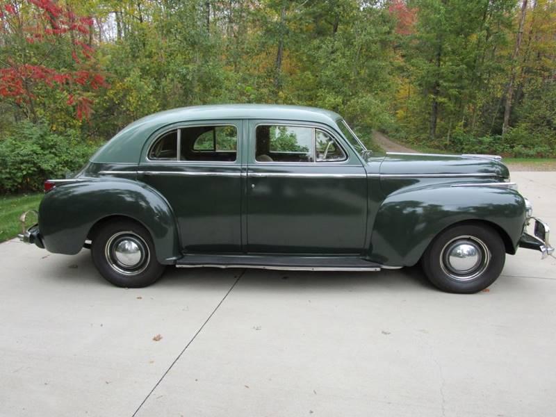 1941 Dodge Luxury Liner 3